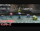 [FF12TZA] 自由に弱くてニューゲーム part34 ツィッタ大草原~マンドラーズ [ゆっくり実況]