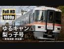 【JR東海】急行ゆるキャン△梨っ子号 ~東海道線・身延線~