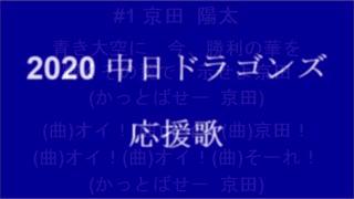 【UTAU】中日ドラゴンズ 応援歌メドレー【