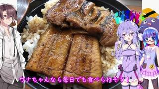 くら寿司 中トロ丼+ウナ丼 三部作完結編