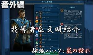 #最終回【シヴィライゼーション6 嵐の訪