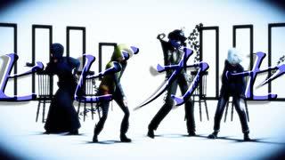 【第五人格MMD】ヒビカセ【陰キャ組】