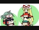 【東方手書きショート】ブチギレ!!れいむちゃん☆1436