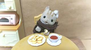 【紙粘土 まんまるクッキーの作り方】