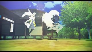 【MMD刀剣乱舞】ジベタトラベル【山姥切国