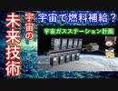 【ゆっくり解説】空中給油!? 宇宙の未来技術で衛星の寿命を延ばす!【古いものを大事に】