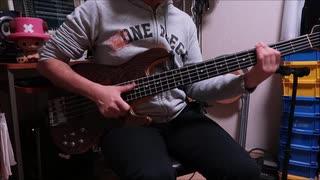 「シャルル」ベース弾いてみた