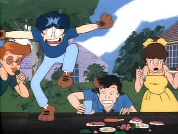 おねがい!サミアどん 第22話 犬さがしの靴だドーン / ボクの遊園地だ ...