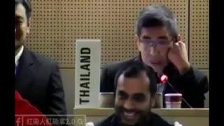 タイ代表 テドロス事務局長に向け中国でWH