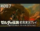 【実況】#087:ゼルダの伝説 ブレスオブザワイルド 初見実況プレイ