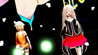 【MMD】ARIA姉妹にアリーナで「愛言葉Ⅲ」を踊ってもらいました【らぶ式】