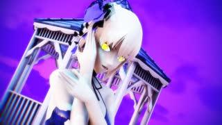 【Fate/MMD】B.B.F【アルトリアオルタ水着】