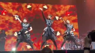 BABYMETAL Da Da Dance at MOSCOW 2020/03