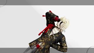 【MMD刀剣乱舞】 テオ 【むつ式南泉一文字】