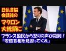 【海外の反応】マクロン大統領に フランス国民から 怒りの声が殺到! 「安倍首相を 見習ってくれ!」日仏首脳会談終了後に