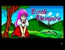 【実況】ランスシリーズを全く知らないが「Little Vampire」をやる Part1【PC-9801】