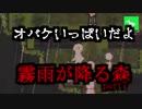 伝説のホラーゲーム【霧雨が降る森】#7