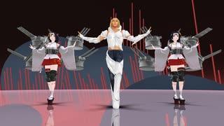 イーノックが扶桑姉妹と踊ってみたようです。:Re