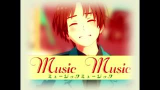 【APヘタリアMMD】ミュージックミュージッ