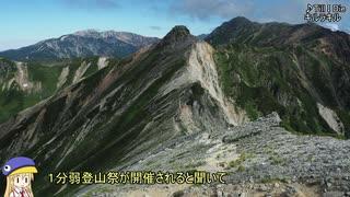 【1分弱登山祭】微速度撮影映像集