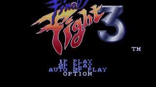 SNES Final Fight 3 TAS in 17_05_82 by Sotel6