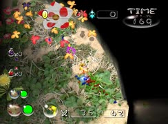 [TAS]ピクミン2 ひみつの花園 10071点(