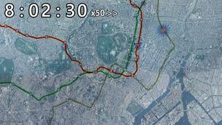 千代田区の地図で見る地下鉄サリン事件警