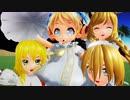 【カメラ自作】【艦これMMD】メルフィ 峯雲 魔理沙 レオ 恋愛サーキュレーション Ray-MMD 1080p60fps 【MMD東方】【MikuMikuDance】