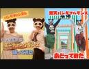 【パンダチャンネル】トップナイフEDダンス+楽天パンダフルダンス【踊ってみた】
