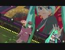 【MMD】千本桜 ひとま式 初音ミクで俺得マジカルミライライブ