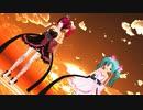 【ミクxテト】「SAYONARA」【MMD】1080p