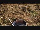 ゴミを処分するだけの動画
