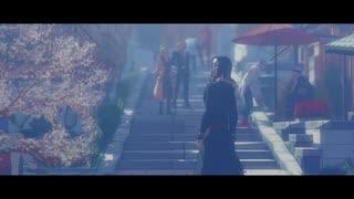 【ジョジョMMD】暗チの京都旅行