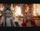 【MMD】いーあるふぁんくらぶ  Made in Abyss  Nanachi Mitty
