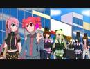 ボカロ&UTAUオリジナル曲【Lucky Piece】作詞:作曲:パンハロ/イラスト:パンハロ