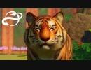 #13 熱帯水辺エリア ベンガルトラを飼おう!【Planet Zoo・建築実況】