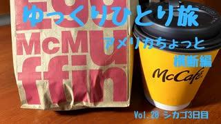 【ゆっくり】ひとり旅『アメリカちょっと横断編』 Vol.20