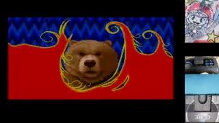 【PCエンジン】獣王記Huカード版●初熊シーン 初々しいクマ+2面ボス攻略(2020/03/29)