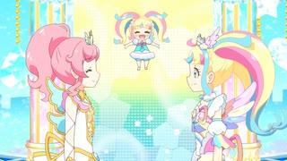 キラッとプリ☆チャン 第102話「キラッとつながる! それがプリ☆チャン! だもん!」