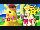 【スマブラSP】ドット絵マキちゃんがピカチュウ使いを目指してLv7