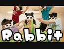 【エイプリルフール】Rabbit【踊ってみた】