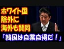 【海外の反応】 韓国を『ホワイト国』から 除外した 日本政府に 海外から理解の声 「俺は日本を 支持するぞ」