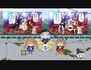 【比較】404小隊×潜水艦 【ドルフロ・艦これ】
