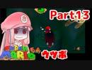 【マリオ64】1日64秒しかゲームできない茜ちゃん実況 13日目