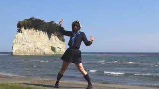 【強風の中】みくみくにしてあげる♪踊って