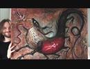 【ボイロ解説】Seb McKinnonの新規アート 《ネスロイの神話》が出来るまでのプロセス【MTG】