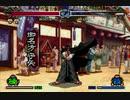 月華の剣士第二幕_守矢・剣質極CPU戦