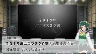 2019年ニコマス20選総まとめ動画vol.1