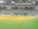 2008 6/14 オリックスvsドラゴンズ  打者カブレラ