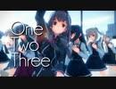 【MMD艦これ】つかさ艦隊でOne・Two・Three